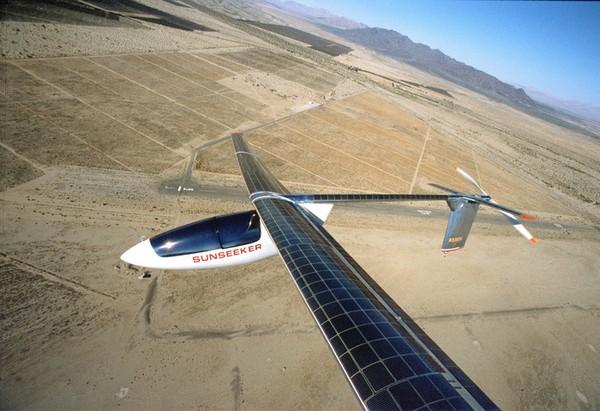 Sunseeker Duo – самый быстрый и вместительный в мире самолет на солнечных батареях