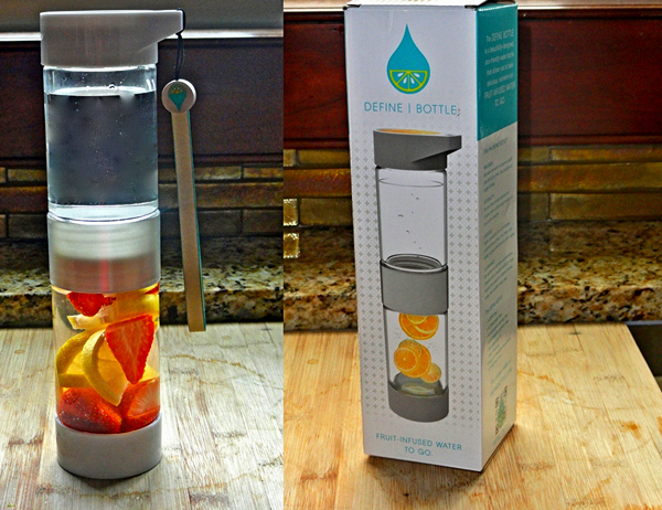 Define Bottle: инновационная бутылка от Картера Костлера (Carter Kostler)