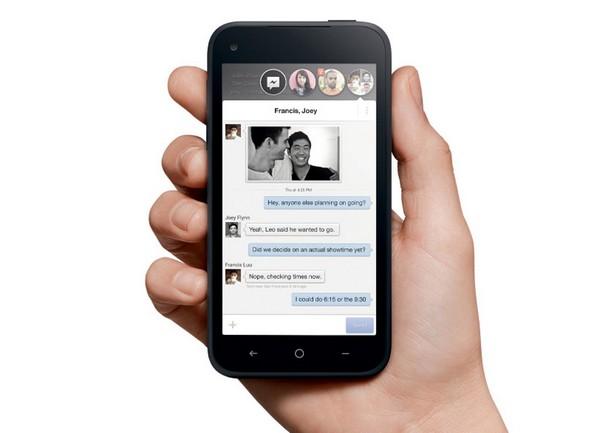 HTC First – телефон от Facebook за 100 долларов