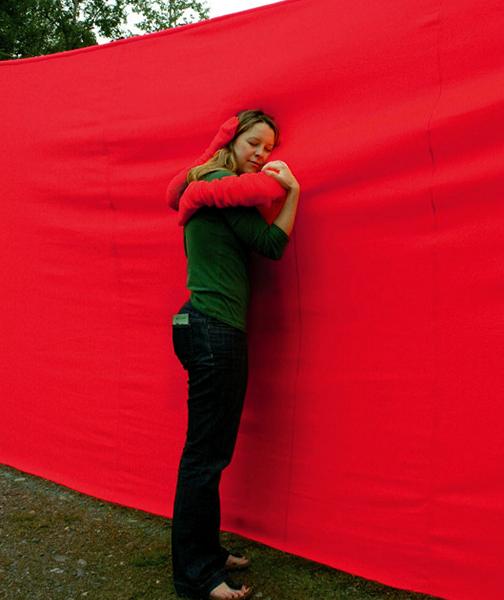 Стена для анонимных Free Hugs
