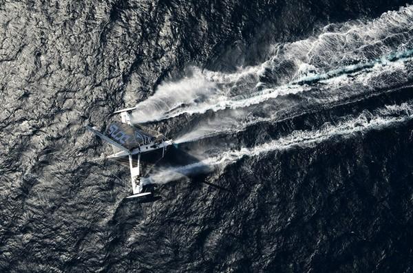 Hydroptere – самый быстрый парусник в мире