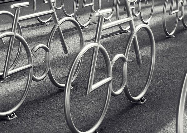 MAD Peleton – самая красивая в мире велопарковка от MAD Arkitekter
