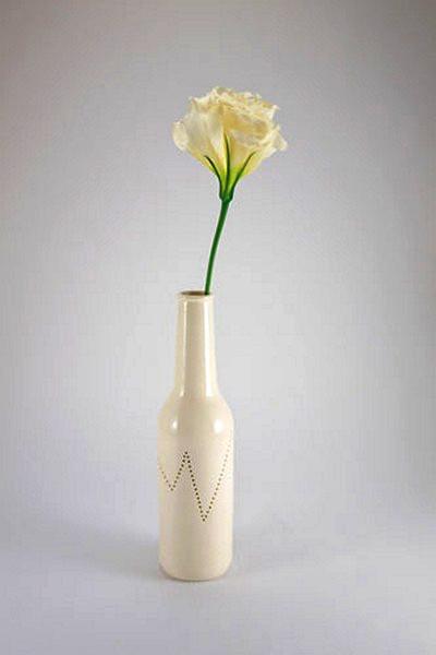 *Розочка* из вазы. In Case Vase