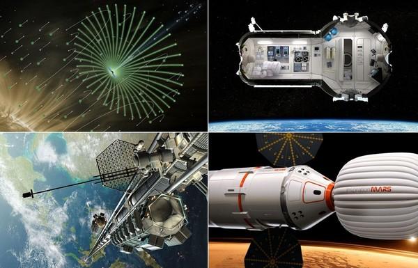 Космические проекты из скорого будущего
