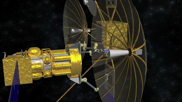 Phoenix – космическая станция по сбору спутников на орбите из запчастей