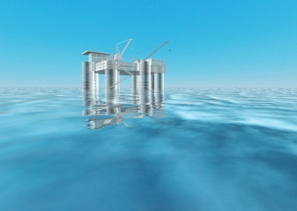OTEC-электростанция у берегов Китая