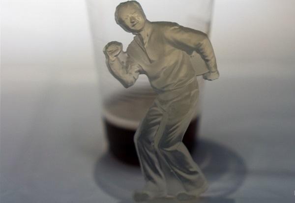 Пример копии человека из мармелада