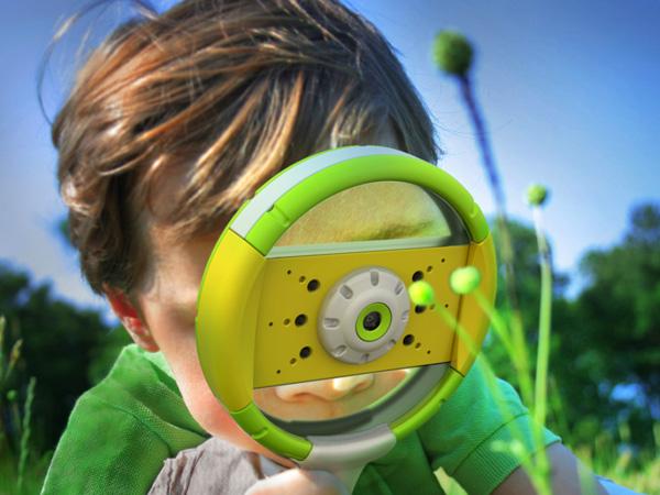 iSCOPE – электронная лупа для детей с iPhone