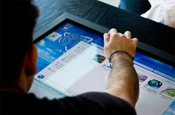 Mozayo – журнальный столик, подрабатывающий компьютером