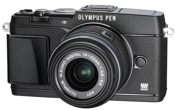 Olympus Pen E-P5 – топовая «беззеркалка» в ретро-стиле