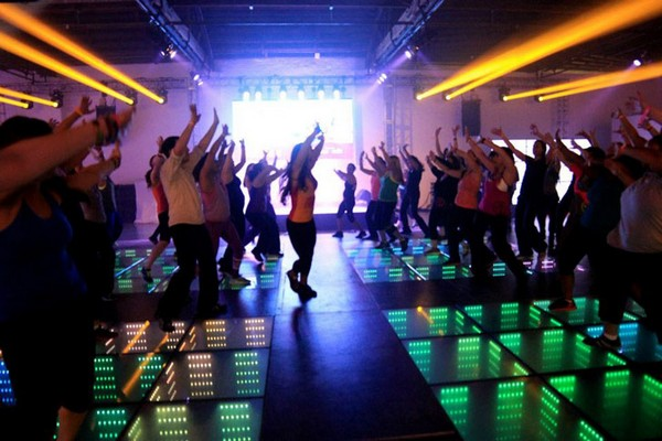 Energy Floors – пол для танцпола, который может вырабатывать электричество