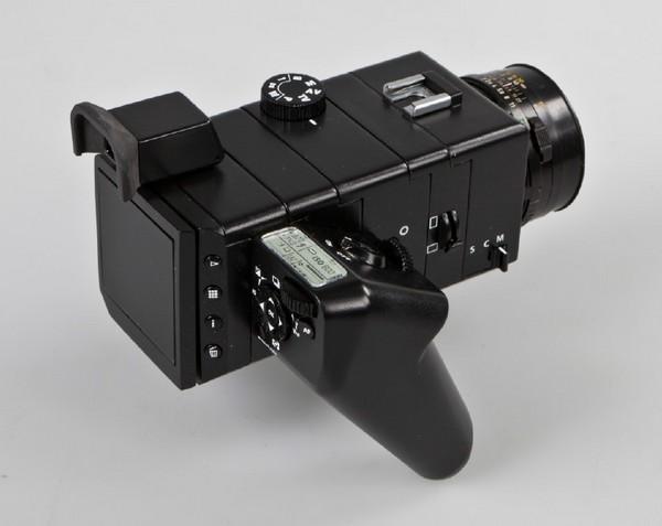 Aspekt – модульная фотокамера, которую можно изменить при необходимости