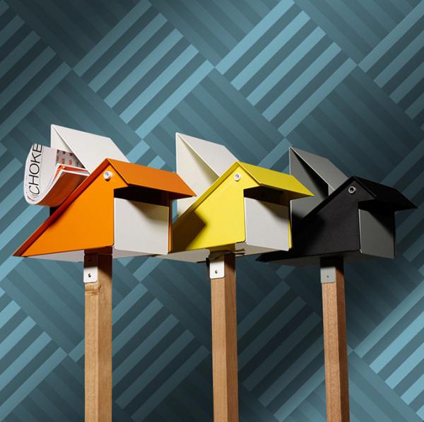Koo Koo Letterbox – креативные почтовые ящики от австралийских дизайнеров