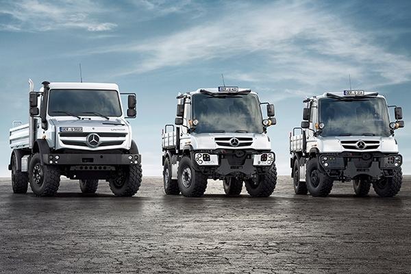 Mercedes-Benz Unimog: пришел, увидел, покорил