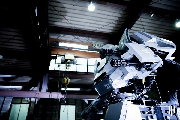 Kuratas Battle Mech: гигантский боевой робот-трансформер из Японии