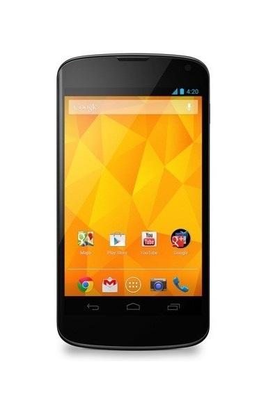 Передняя панель LG Nexus 4 Swan