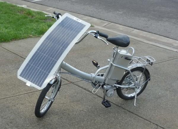 PVCool  – солнечный велосипед