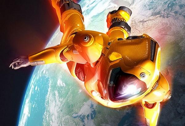 RL Mark VI – костюм для прыжков из Космоса