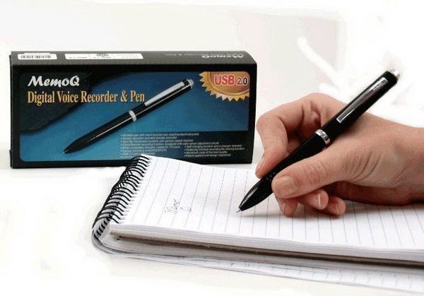 Memo-Q Pen – ручка с механической памятью