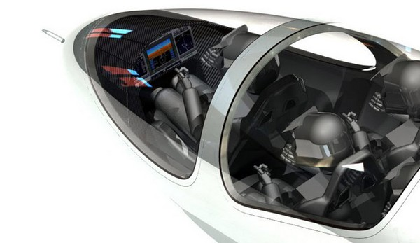 Synergy – семейный самолет будущего