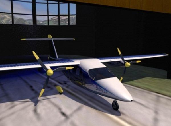Elektro E6: завтрашний день пассажирской авиации
