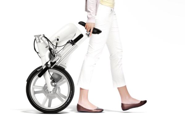 E-Bike - стильно, практично, экологично!