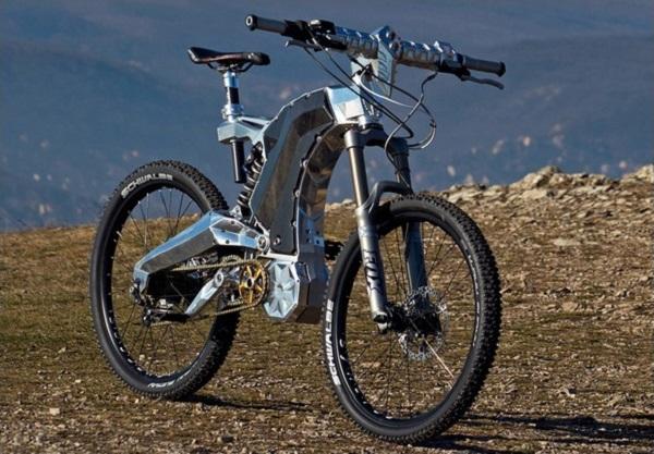 Велосипед-мотоцикл-внедорожник