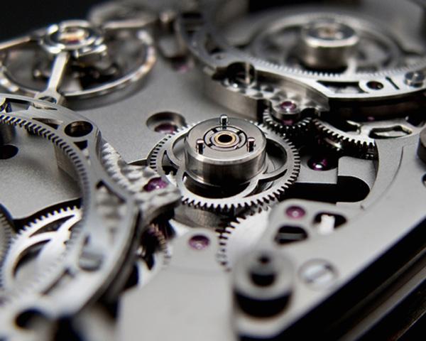 Оптимальный механизм решает проблему баланса, равновесия и инерции