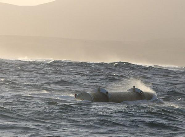 Крупнейшая в мире приливно-отливная электростанция появится в Шотландии