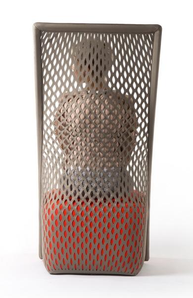 Cradle: эргономичное кресло от Бенджамина Хьюберта (Benjamin Hubert)