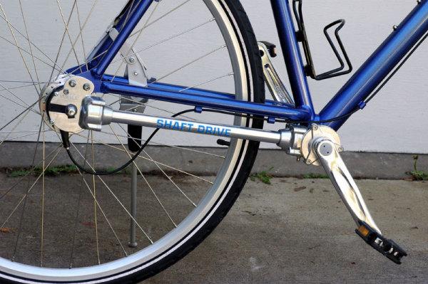 Вальный велосипед