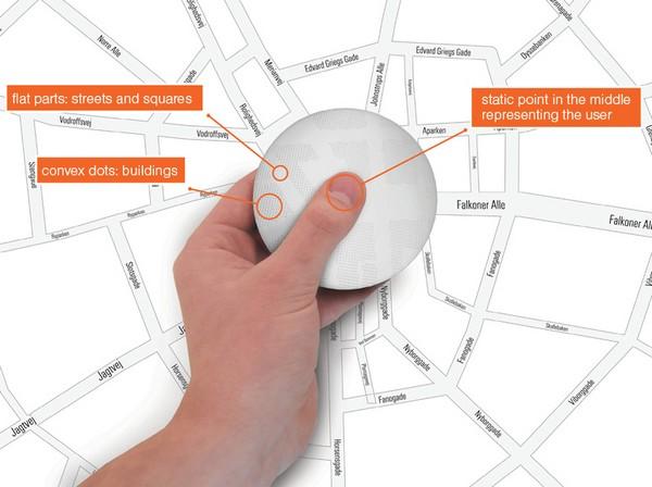 DROP – GPS-навигатор для слепых