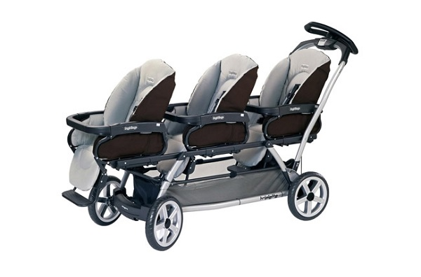 Peg-perego Triplette SW - коляска для тройни