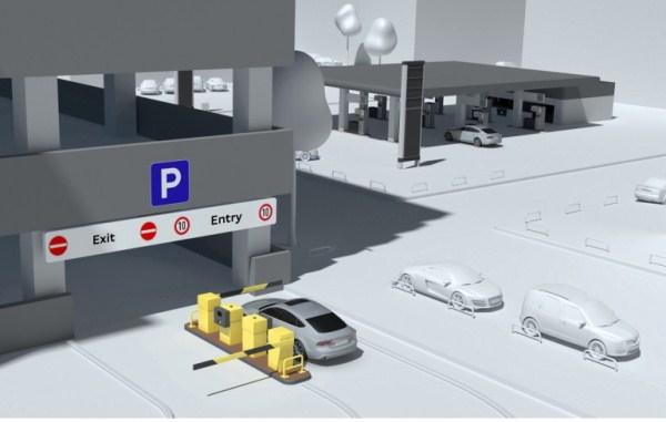 Audi RFID: больше в очереди стоять не нужно