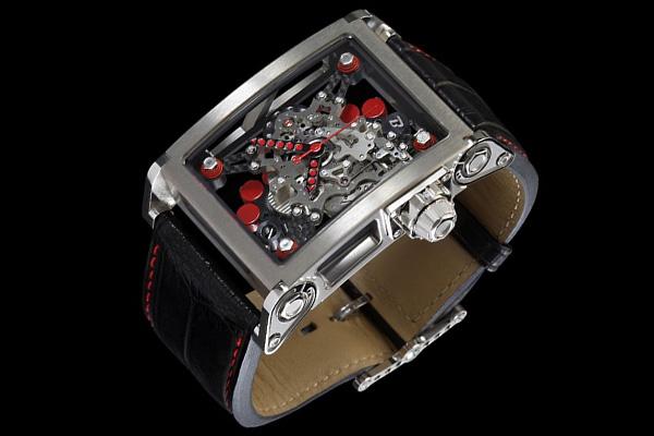 Наручные механические часы BRM Birotor® - одни из самых сложных в мире