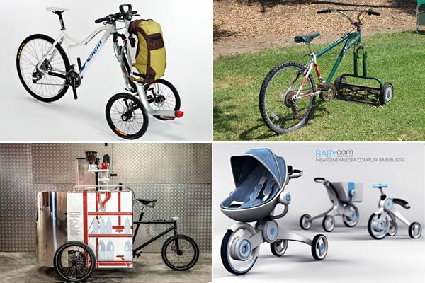 Больше, чем велосипед: обзор «железных коней» с необычными дополнительными функциями
