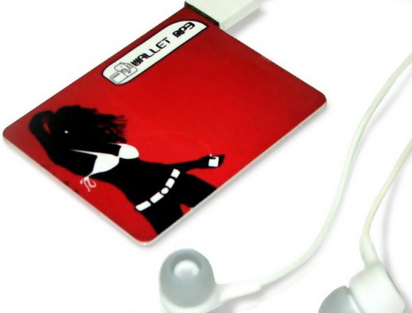Walletex – аудиоплеер для кошелька