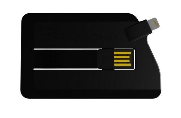 ChargeCard – зарядка для смартфона