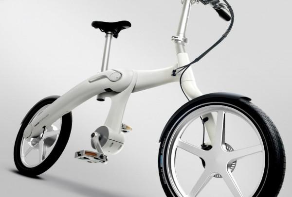 E-Bike - бесцепной велосипед XXI века