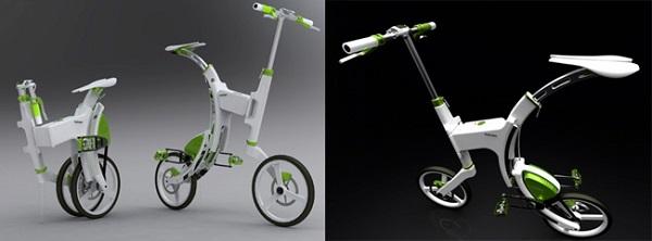 Два в одном: велосипед и тренажер