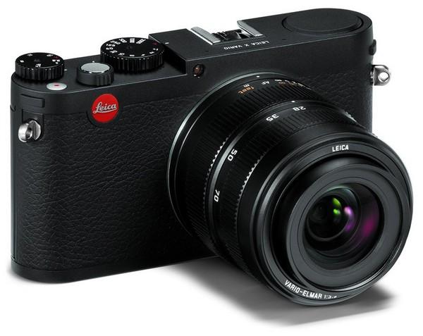 Leica X Vario – компактная камера премиум-класса от легендарного производителя