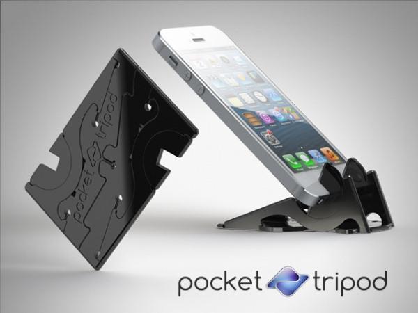 Подставка-трансформер The Pocket Tripod