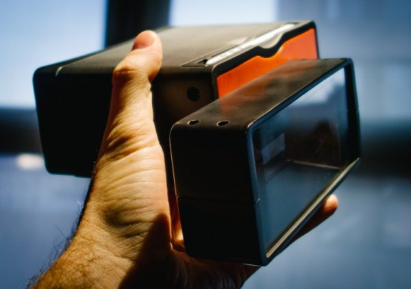 Камера Poppy: 3D фото с iPhone