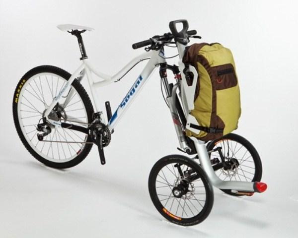 Грузовой велосипед S-cargo: когда багаж возить комфортно