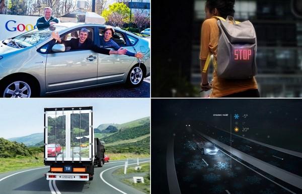 Гаджеты и девайсы для обеспечения безопасности на дорогах