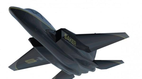 Saker S-1: полная безопасность полёта