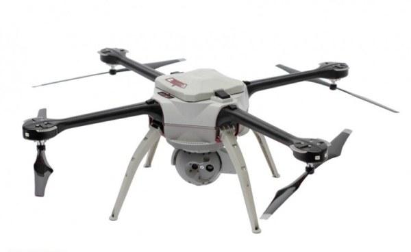 SkyRanger UAV - беспилотник для любой погоды