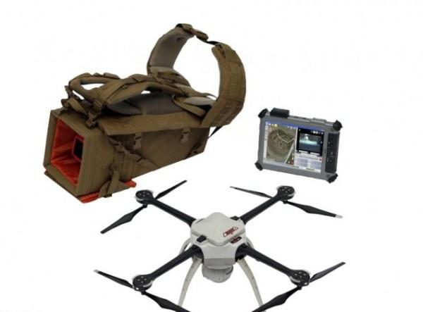SkyRanger UAV: арсенал в рюкзаке