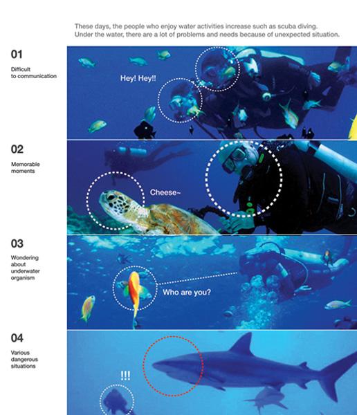 Smart Swimming Goggles: дайвинг станет осознанее