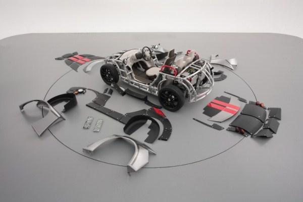 Camatte57: самый первый автомобиль